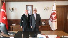 Samsun Milletvekili Fuat KÖKTAŞ'dan Nezaket Ziyareti