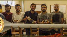 Samsun Üniversitesi'nden TEKNOFEST'te Büyük Başarı