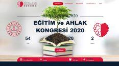 Milli Eğitim Bakanlığı Talim ve Terbiye Kurulu Başkanlığı Eğitim ve Ahlak Kongresi Çağrısı