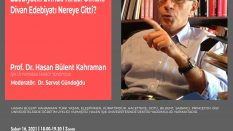 Edebiyatın Evinde Kiracı Olmak: Divan Edebiyatına Ne Oldu? | Hasan Bülent Kahraman