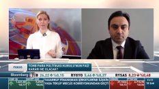 Ekonomi ve Finans Bölüm Başkanı Doç. Dr. Aykut Ekinci Bloomberg HT'de TCMB Faiz Kararını Değerlendirdi