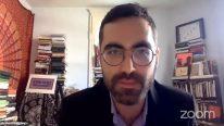 """Efe Murad: """"Pound'un çevirileri ve şiirleri arasındaki çok dilli etkileşim, diller arası bir ağı da beraberinde getirir"""""""