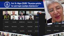 """Prof. Dr. Nilgün ÇELEBİ: """"Geçmişten getirilen her şeyin bugün yaşadığını düşünüyorum."""""""