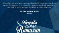 Ramazan Ayı Mesajı