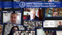 """SAMÜ'de """"İnşâ ve Meşrûiyet: İstiklal Marşı'nın Tarihsel Kompozisyonu"""" Sempozyumu Düzenlendi"""