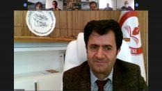 SAMÜ'de TÜBİTAK AB Ufuk Avrupa Programı Bilgi Günü Etkinliği Gerçekleştirildi