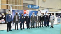 SAMÜ, Türkiye Verimlilik ve Teknoloji Fuarı'nda