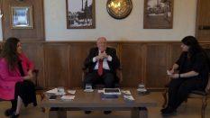 Rektör Aydın SBB TV'de Samsun Üniversitesi'ni Anlattı