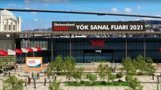 Samsun Üniversitesi '' Üniversiteni Keşfet YÖK Sanal Fuarı'nda ''Yerini Aldı.