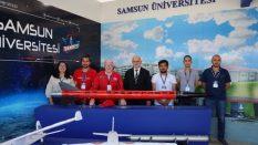 Rektör Aydın, Rektör Ünal'la Birlikte Teknofest'te İncelemelerde Bulundu