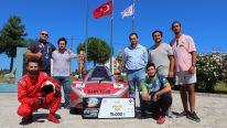 Teknofest 2021 Elektrikli Araç Yarışlarında Samsun Üniversitesi Takımına İki Ödül