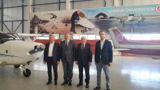 AK Parti İl Başkan Yardımcısı ve Bafra Belediye Başkanı'ndan Samsun Üniversitesine Ziyaret