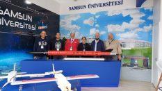 Samsun Üniversitesi Teknofest 2021 'de Yerini Aldı